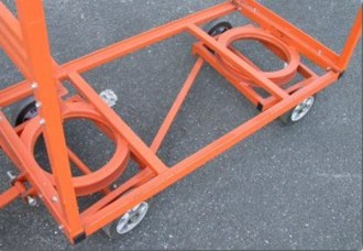 Chariot motorisé électrique - Devis sur Techni-Contact.com - 2