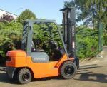 Chariot élévateur diesel Toyota 2500 Kg - Devis sur Techni-Contact.com - 1