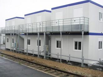 Passerelle industrielle acier - Devis sur Techni-Contact.com - 1
