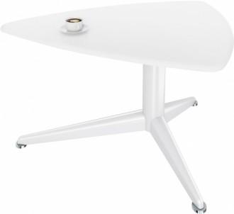 Table triangulaire basse - Devis sur Techni-Contact.com - 1