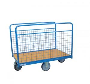 Chariots modulaire pour charges longues - Devis sur Techni-Contact.com - 1