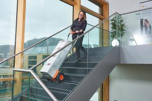 Monte-escalier électrique pour brasseur. - Devis sur Techni-Contact.com - 4