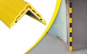 Protection d'angle de mur en élastomère - Devis sur Techni-Contact.com - 1