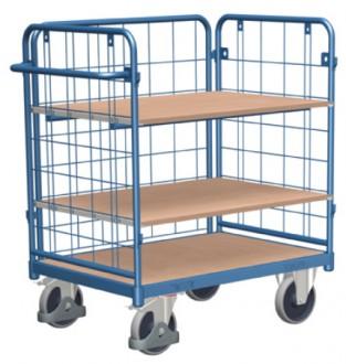 Chariot modulaire à étagères - Devis sur Techni-Contact.com - 2