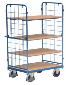 Chariot modulaire à étagères - Devis sur Techni-Contact.com - 3