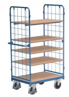 Chariot modulaire à étagères - Devis sur Techni-Contact.com - 4