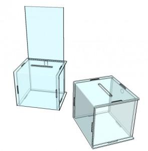 Petite urne pour tombola - Devis sur Techni-Contact.com - 3