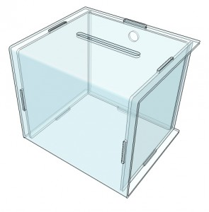 Petite urne pour tombola - Devis sur Techni-Contact.com - 4