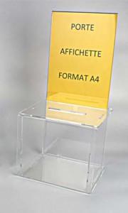 Petite urne pour tombola - Devis sur Techni-Contact.com - 5