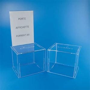 Petite urne pour tombola - Devis sur Techni-Contact.com - 8