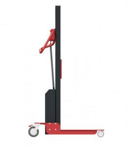 Chariot manipulateur de fûts et bobines - Devis sur Techni-Contact.com - 2