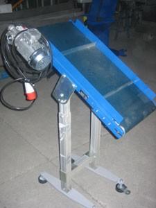 Convoyeur à bande en acier - Devis sur Techni-Contact.com - 1