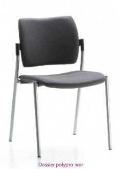 Sièges de réunion avec assise tapissée - Devis sur Techni-Contact.com - 1