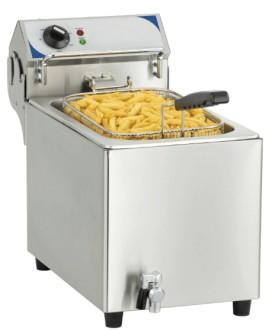 Friteuse professionnelle 10 litres - Devis sur Techni-Contact.com - 1