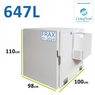 Caisson réfrigéré pour véhicule type Berlingot ou Partner - Devis sur Techni-Contact.com - 1