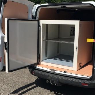 Caisson réfrigéré pour véhicule type Berlingot ou Partner - Devis sur Techni-Contact.com - 2