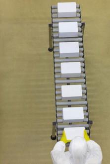 Convoyeur à rouleaux sur mesure - Devis sur Techni-Contact.com - 1