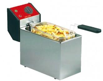 Mini friteuse à cuve escamotable - Devis sur Techni-Contact.com - 1