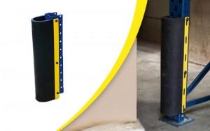 Protection pied pour rayonnage - Devis sur Techni-Contact.com - 1