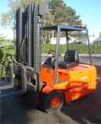 Chariot élévateur électrique fenwick 2500 Kg - Devis sur Techni-Contact.com - 1