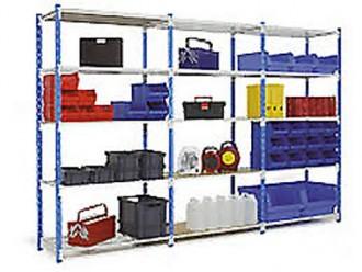 Rayonnage industriel modulable - Devis sur Techni-Contact.com - 1