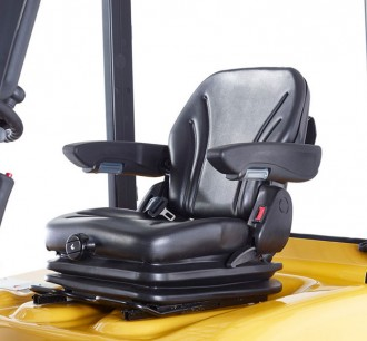 Chariot thermique Diesel et Gaz - Devis sur Techni-Contact.com - 2