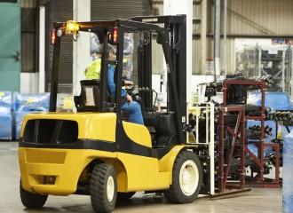 Chariot thermique Diesel et Gaz - Devis sur Techni-Contact.com - 3