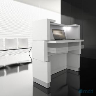 Banque d'accueil Zen - Devis sur Techni-Contact.com - 1