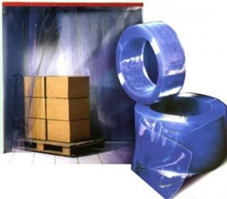 Porte à lamelle PVC - Devis sur Techni-Contact.com - 1