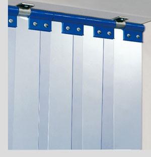 Porte à lamelle PVC - Devis sur Techni-Contact.com - 2