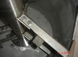 Mélangeur industriel à pales - Devis sur Techni-Contact.com - 1