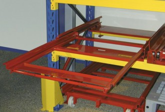 Rayonnage tiroirs charges lourdes - Devis sur Techni-Contact.com - 2