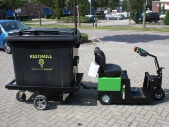 Tracteur pousseur Scooter 2500 kg - Devis sur Techni-Contact.com - 4