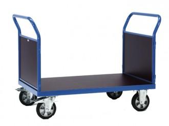 Chariot double ridelles - Devis sur Techni-Contact.com - 1