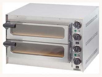 Four à pizza électrique 2 chambres - Devis sur Techni-Contact.com - 1