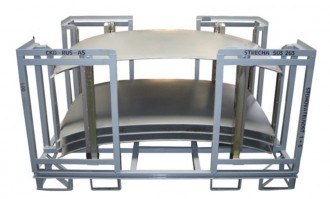 Rack de stockage métallique - Devis sur Techni-Contact.com - 1