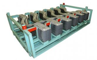 Rack de stockage métallique - Devis sur Techni-Contact.com - 2
