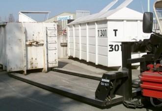 Porteur pour benne à déchets - Devis sur Techni-Contact.com - 3