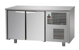 Table réfrigérée 2 portes inox - Devis sur Techni-Contact.com - 1