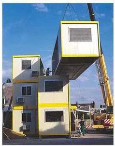 Bungalow de chantier transportable - Devis sur Techni-Contact.com - 2