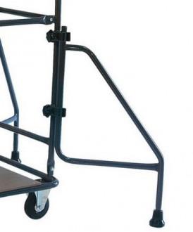 Escabeau mobile à marches en bois ou aluminium - Devis sur Techni-Contact.com - 3