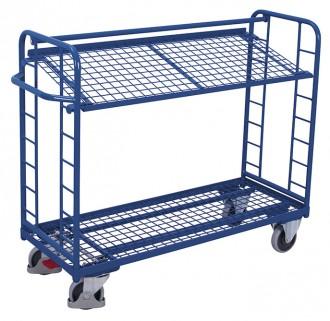 Chariots à plateaux inclinables - Devis sur Techni-Contact.com - 1
