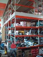 Rayonnage fixe à poteaux commerçant - Devis sur Techni-Contact.com - 1