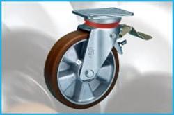 Roulette pour fortes charges - Devis sur Techni-Contact.com - 1