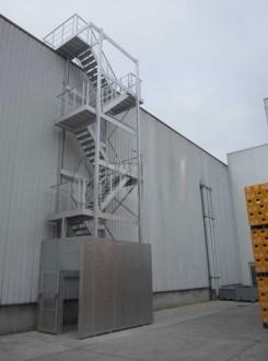 Escaliers industriels - Devis sur Techni-Contact.com - 1
