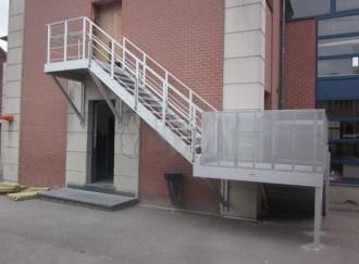 Escaliers industriels - Devis sur Techni-Contact.com - 2