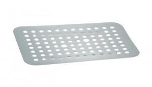 Grille sur pied pour bac à foie 36x26 cm - Devis sur Techni-Contact.com - 1