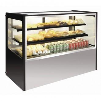 Vitrine réfrigérée pour pâtisserie 300 Litres - Devis sur Techni-Contact.com - 1