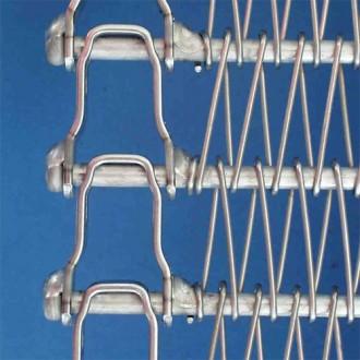 Tapis transporteur métallique Inox - Devis sur Techni-Contact.com - 1