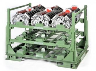 Rack de stockage pour pièces de carrosseries - Devis sur Techni-Contact.com - 2